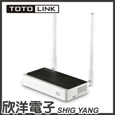 ※ 欣洋電子 ※ TOTOLINK 高階無線訊號強波器/WIFI中繼強波器 (EX302)