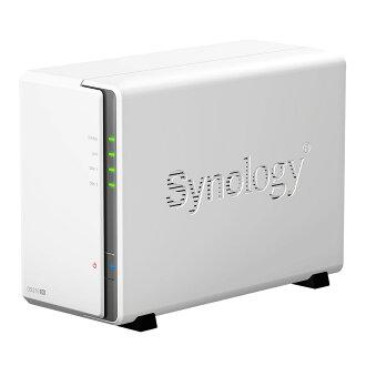 【全店94折起】Synology 群暉 DiskStation DS216se 2Bay NAS 網路儲存伺服器
