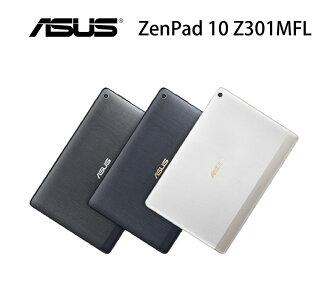 ASUS 華碩 ZenPad 10 Z301MFL 3G/32G 追劇平板 -灰/藍/白 《贈32G記憶卡》