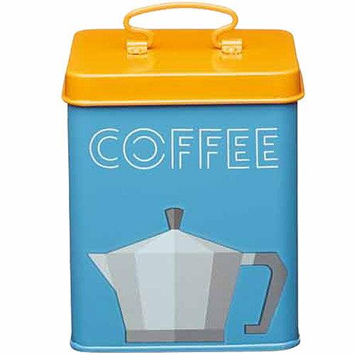 《KitchenCraft》彩繪咖啡收納罐