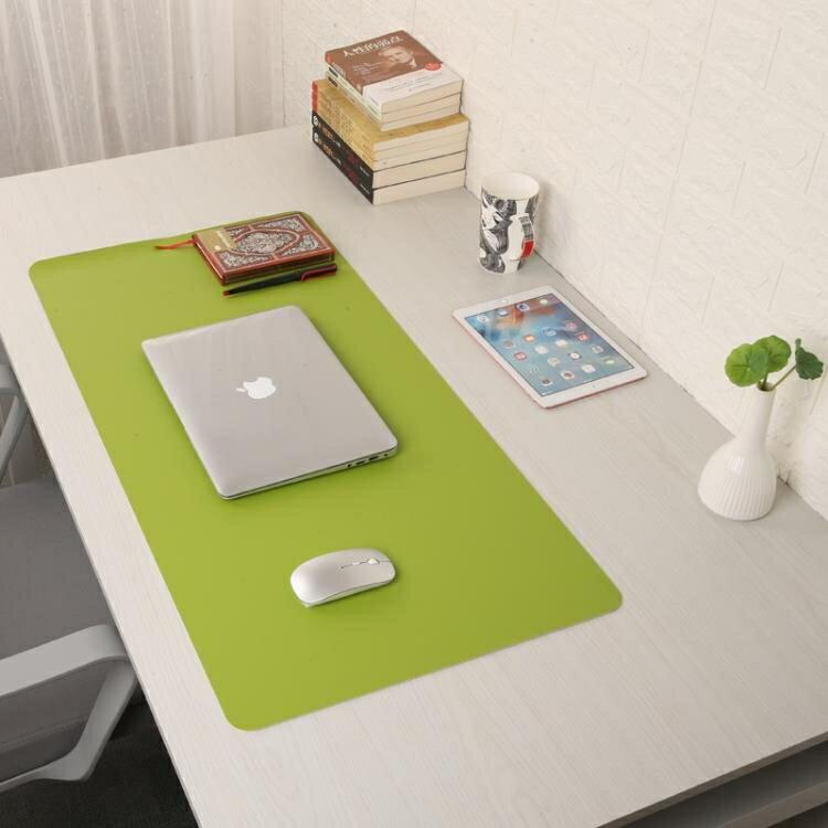 滑鼠墊 辦公桌墊皮鼠標墊書桌墊筆記本電腦鍵盤墊學生兒童寫字臺墊