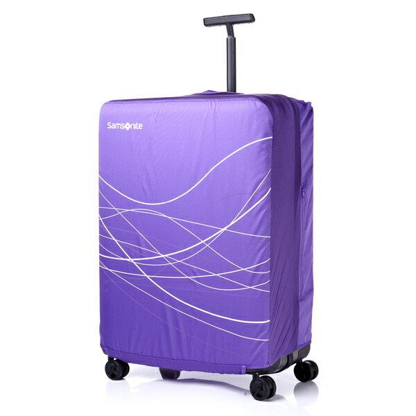 【加賀皮件】Samsonite新秀麗 L號(29-31吋) 多色 託運套 旅行箱防塵套 保護套 行李箱套 Z34