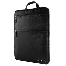 【新風尚潮流】皮爾卡登 MacBook Air Pro 13吋以下用 真皮 平板 筆電 包 手提袋 PCZ-B07-13