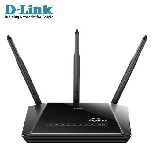 D-Link 友訊 DIR-619L 11N 300Mbps無線寬頻路由器【三井3C】