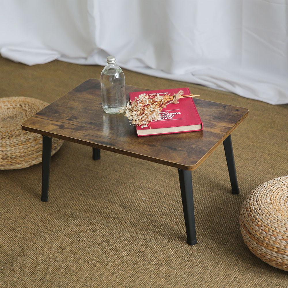茶几桌 / 矮桌 / 和室桌 日式方形摺疊桌60X40 完美主義【F0065】 2