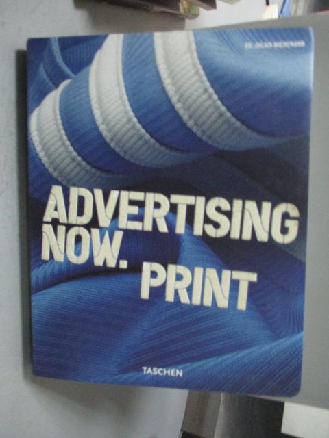 ~書寶 書T3/ _YAE~Advertising Now. Print_Wiedeman