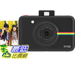 [106美國直購] Polaroid SNAP 數位拍立得 Instant Digital Camera with ZINK Zero Ink Printing Technology