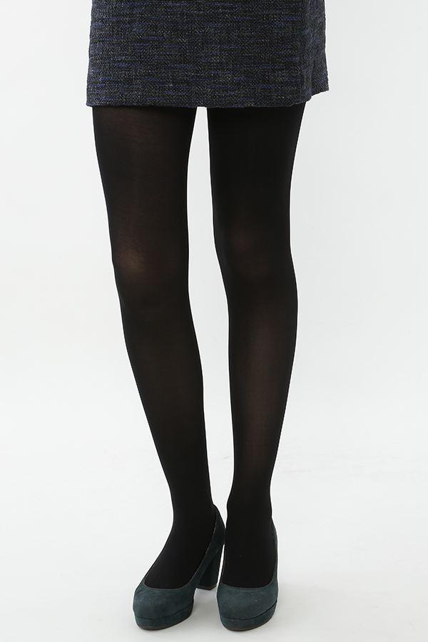 現貨出清價 日本超人氣 tutuanna 60丹冬季發熱褲襪 絲襪 黑色