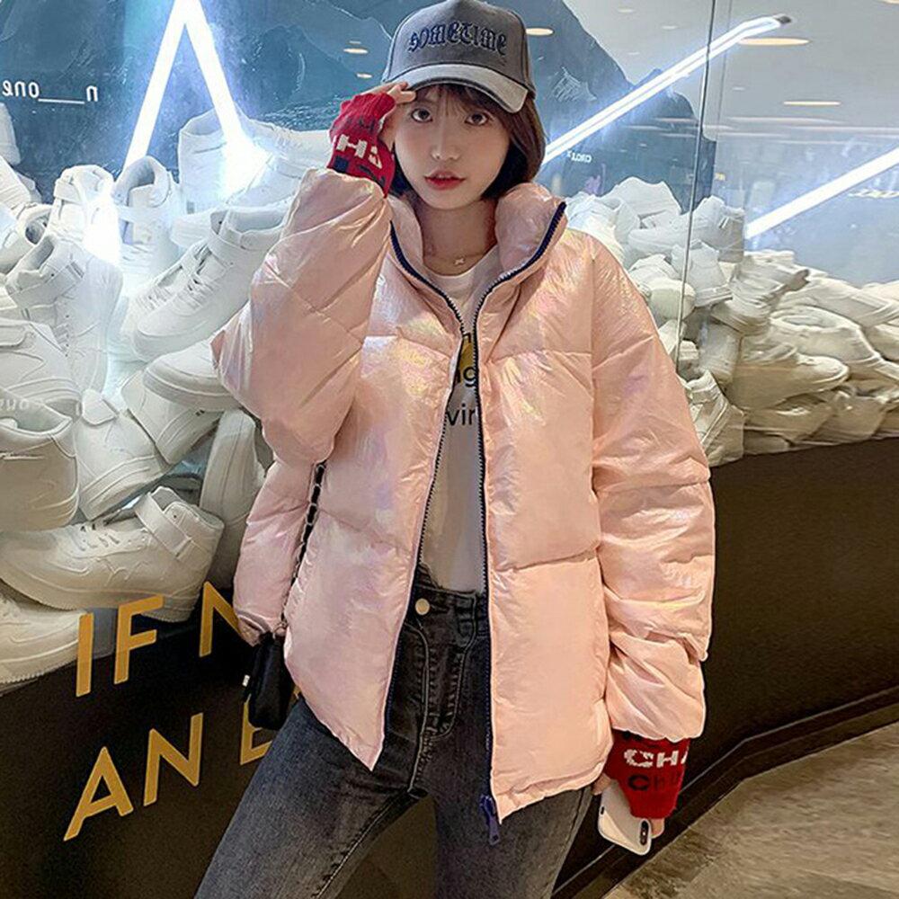 韓版麵包服寬鬆棉衣(6色S~L)*ORead* 3