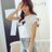 ◆快速出貨◆T恤.情侶裝.班服.MIT台灣製.獨家配對情侶裝.客製化.純棉短T.簡約大星+左袖星【Y0174】可單買.艾咪E舖 1