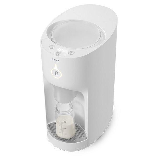 【預購促銷-7/16 預計7/18陸續出貨】美國 SIMFY moomoo 全自動超智慧泡奶機
