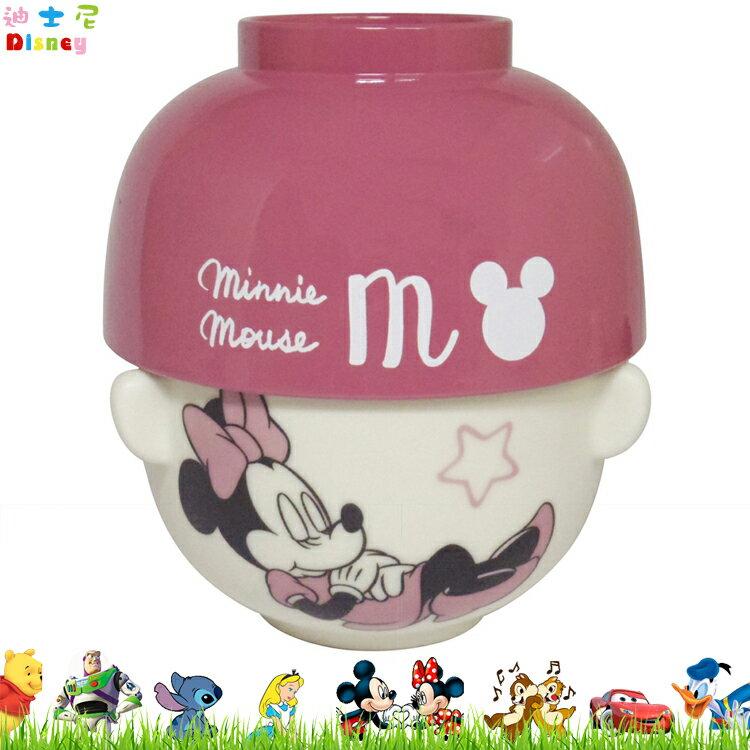迪士尼 Disney 米妮 Minnie 陶瓷湯碗茶碗組 味增湯 飯碗 陶瓷碗 日本進口正版 240839