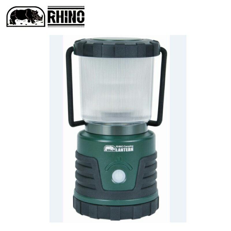 【露營趣】中和安坑 附手電筒 犀牛 RHINO L-800 LED 露營燈 野營燈 緊急照明 530流明 黃光白光切