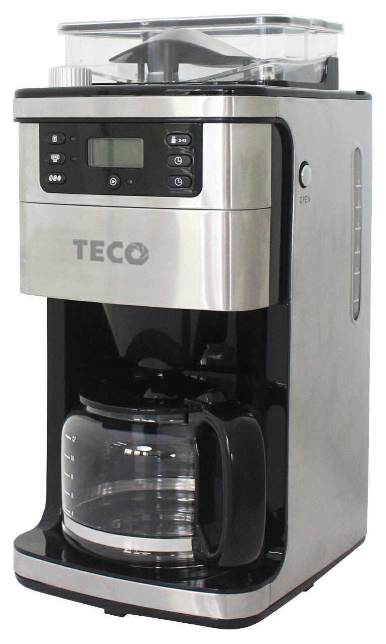 【SunEasy生活館】TECO 東元-全自動研磨咖啡機(XYFYF101)