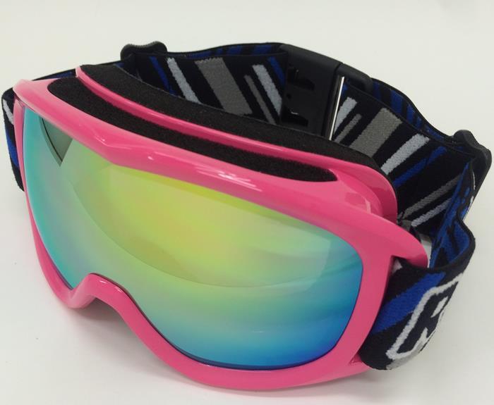 雪鏡/滑雪/雪訓/護目鏡/風鏡 Rooly 260 Goggle 小朋友/兒童款 粉紅