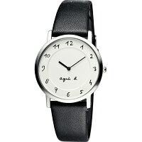 agnès b.眼鏡推薦到agnes b.法式優雅手寫體時標時尚腕錶 BG4001P1 7N00-0BC0S就在寶時鐘錶推薦agnès b.眼鏡