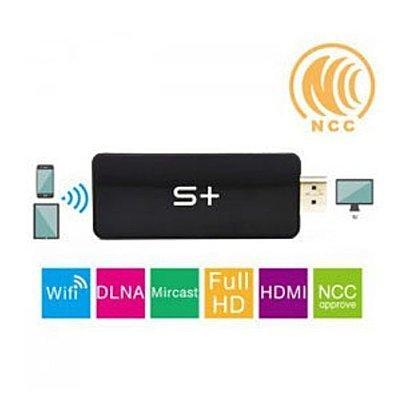 <br/><br/>  【新風尚潮流】ROWA S+無線影音分享器 HDMI 通過國家通訊傳播委員會NCC認證 R_S+<br/><br/>