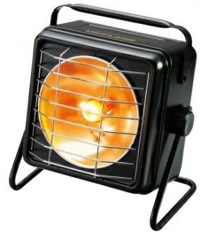 UNIFLAME 方型暖爐/卡式瓦斯暖爐/露營防寒/戶外營地取暖 630037 黑