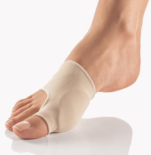 德製拇趾保護墊  一個/盒  【德國BORT】分隔墊 保護墊 足部護理