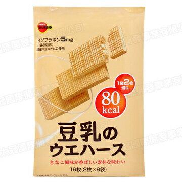 Bourbon北日本豆乳威化餅(112.8g)