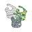 美國【Bumkins】兒童防水圍兜 (3入)-B8款 BKS3-B8 - 限時優惠好康折扣