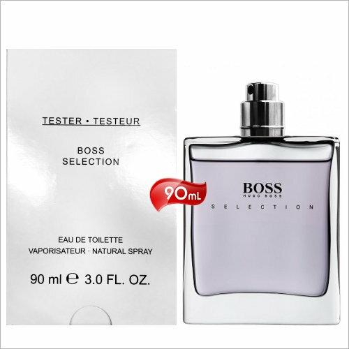 【自用超划算】BOSS卓越菁英男性淡香水 90mLTESTER(環保盒) [54984]