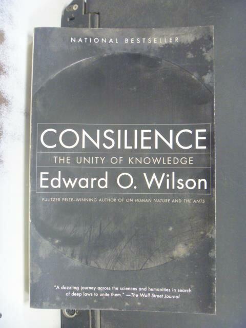 【書寶二手書T2/原文小說_KHP】Consilience: The Unity of Knowledge