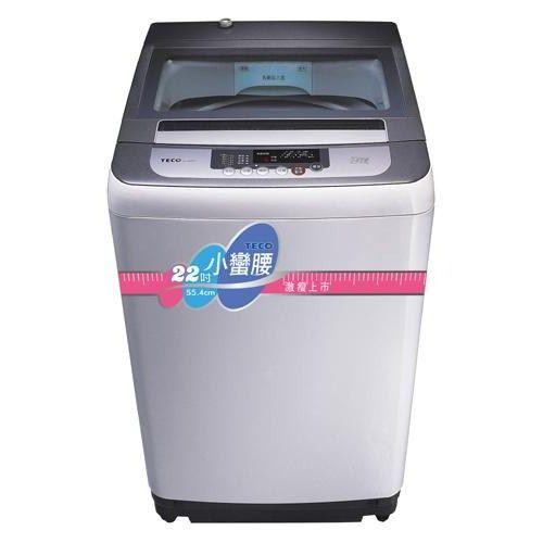 好禮送【TECO東元】10KG定頻洗衣機W1038FW【三井3C】