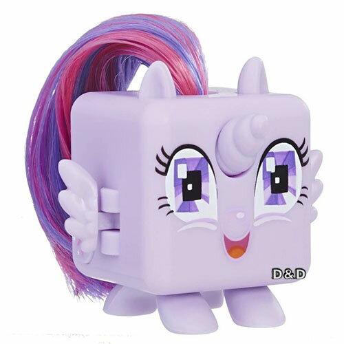 《MyLittlePony彩虹小馬》紓壓骰子-紫悅