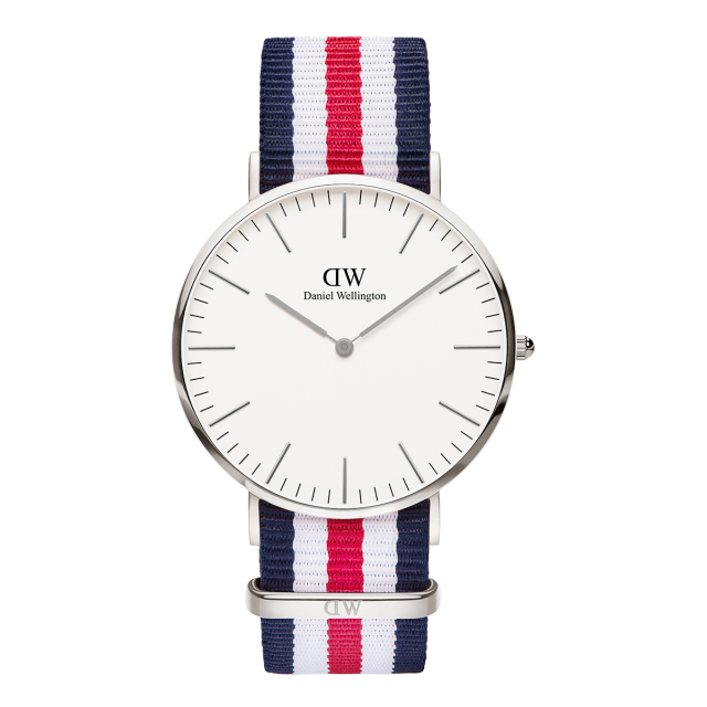 【Daniel Wellington】DW手錶CLASSIC CANTERBURY 40MM(免費贈送另一組表帶) 1