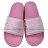 Shoestw【923250266】CHAMPION 拖鞋 運動拖鞋 粉白方框 女生尺寸 1