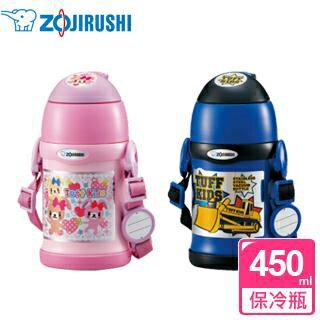 【象印】2WAY不銹鋼保溫保冷瓶 - 0.45L SC-ZS45