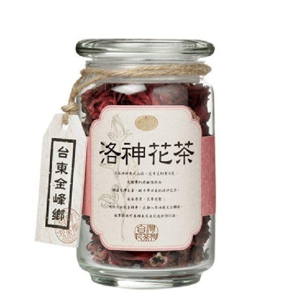 《曼寧》台灣花茶-台東洛神茶(45g罐)