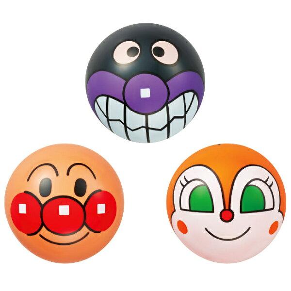 麵包超人細菌人紅精靈三個小球組日本帶回正版品