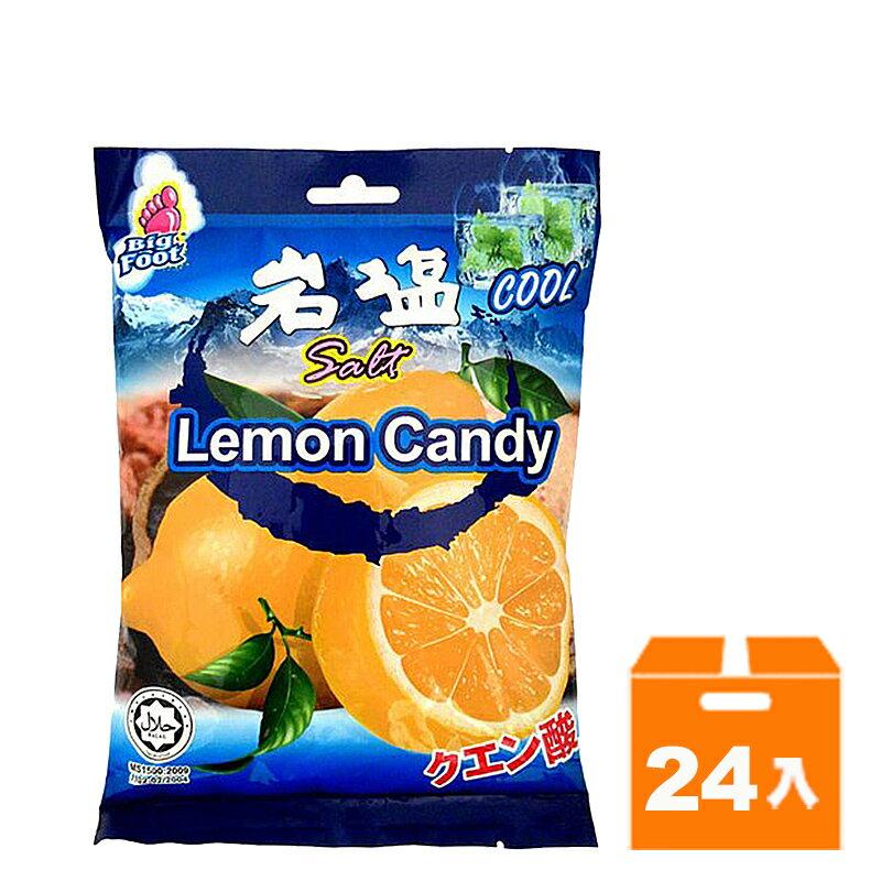 BF 薄荷岩鹽檸檬糖 138g (24入)/箱