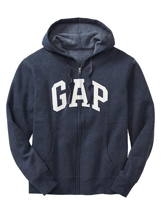 【蟹老闆】GAP【現貨】美國 GAP 經典文字LOGO款 男生 藍色白字 長袖外套