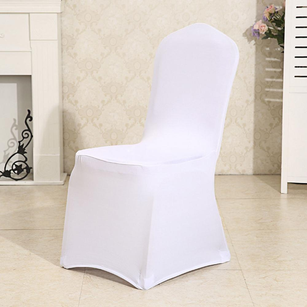 Spandex Chair Covers for Wedding Supply Party Banquet Decoration 1