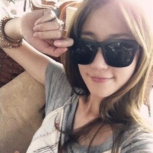 太陽眼鏡 墨鏡 韓國連線批發 時尚明星名媛款 大方框 太陽眼鏡墨鏡 墾丁 非來星星的你【RG307】