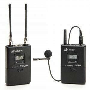 Azden 35BT 隨身型 無線麥克風(35BT公司貨)