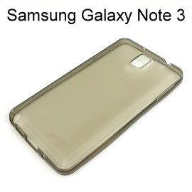 超薄透明軟殼 [透灰] Samsung Galaxy Note 3 N900 N9000 N9005