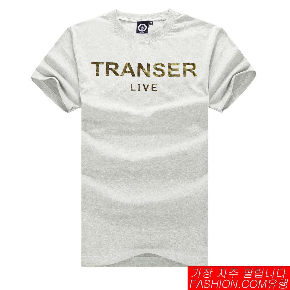 DITION SHOP 經典燙金TRANSER膠印短T 1