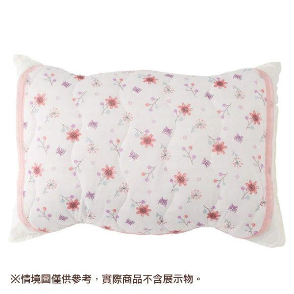 接觸涼感 枕頭保潔墊 N COOL FLOWER Q 19 NITORI宜得利家居 4