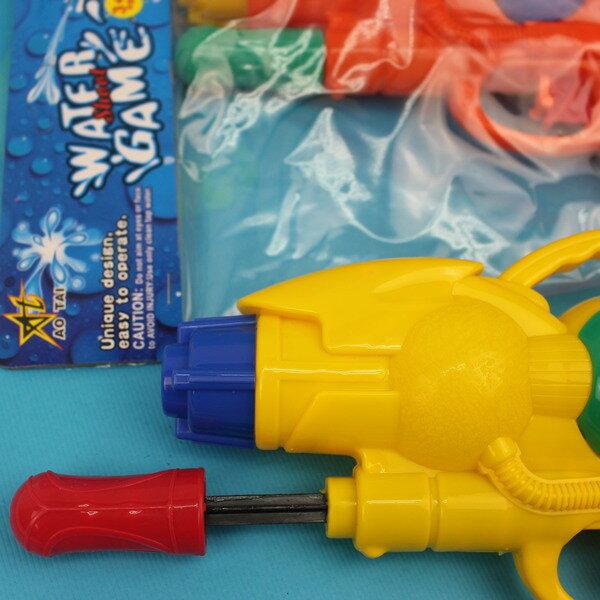 加壓水槍 加壓式大容量強力水槍 / 一袋10支入 { 促80 }  童玩水槍~CF133305.CF133645(M823)CF114193(M393) 6