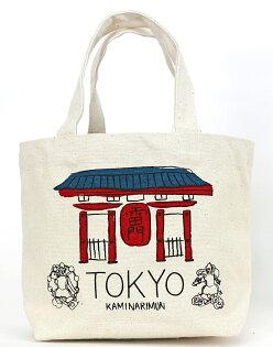 日本WASABI帆布手提包(東京)