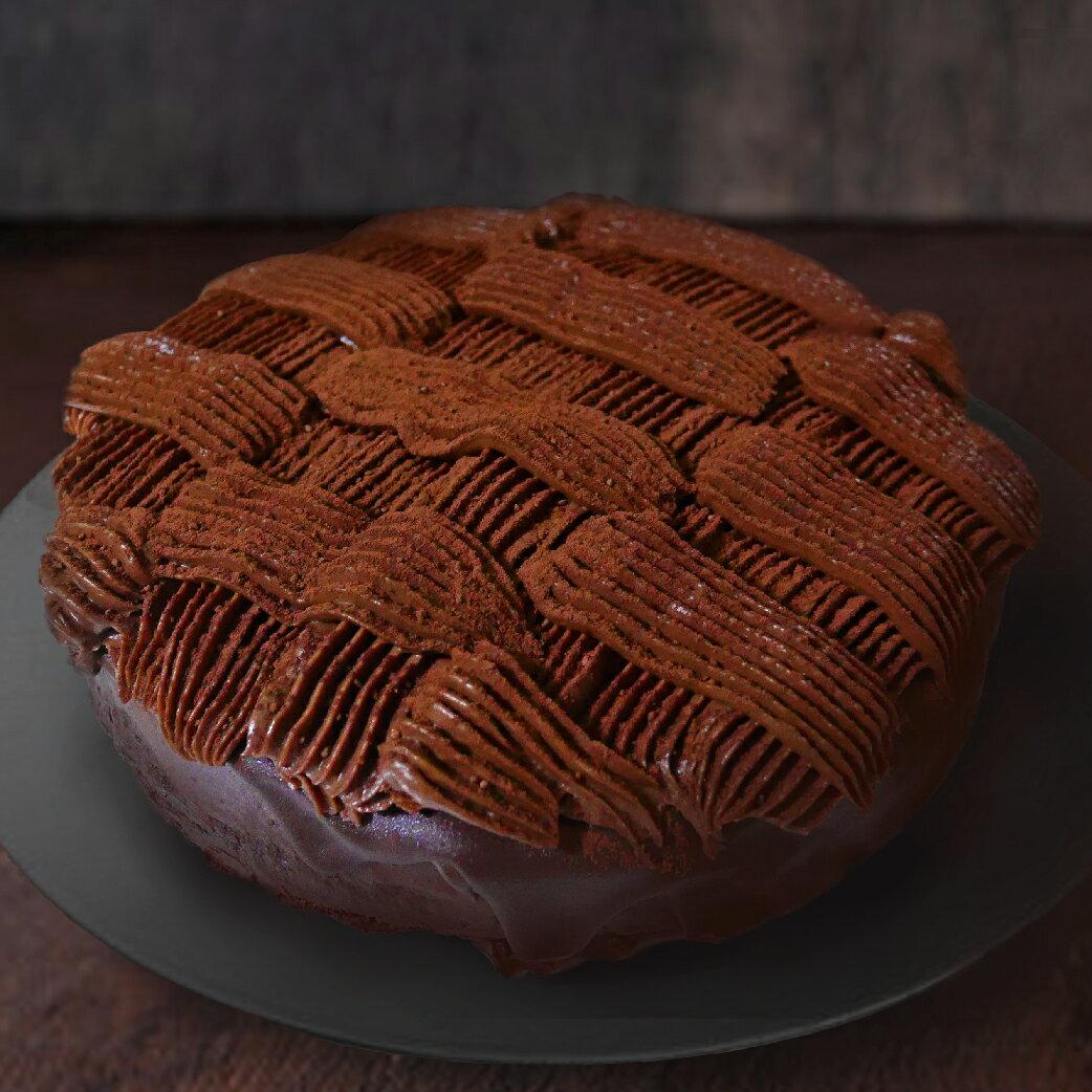 【自然夫人】編織的甜蜜生巧 生日熱銷推薦-比利時苦甜巧克力