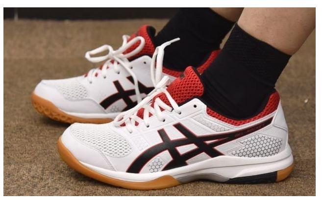 【登瑞體育】ASICS 男款排球鞋_B706Y125
