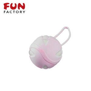 ◤按摩棒情趣按摩棒變頻按摩棒◥德國Fun Factory*SMARTBALLS teneo-uno 聰明球球單球uno(白/粉紅)【跳蛋 名器 自慰器 按摩棒 情趣用品 】