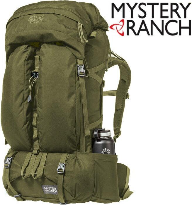 Mystery Ranch 神秘農場 New Glacier 登山背包 61045 橄欖綠Olive 70L