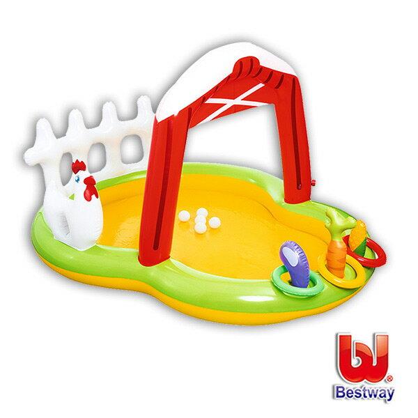 《Bestway》農場生活充氣遊戲池(69-26095)