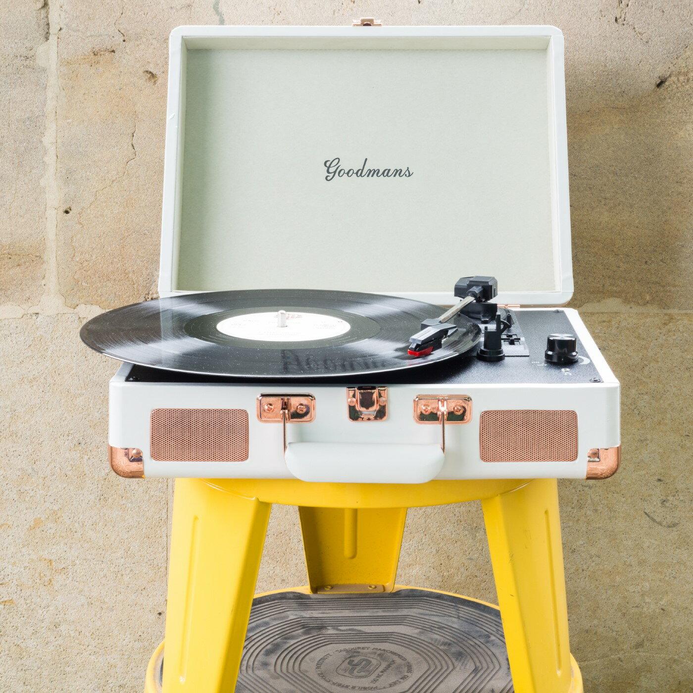 Goodmans Ealing Turntable 英國手提箱黑膠唱片機 1